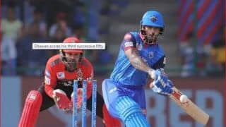 VIDEO: Delhi Capitals reaches to Playoff after defeating Royal Challenge Bangalore