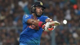 India vs Australia, T20 World Cup 2016: Yuvraj Singh goes through extended practice session ahead of clash