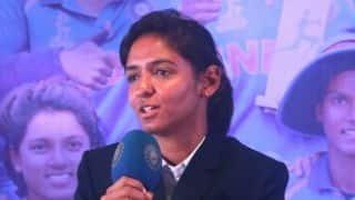 Harmanpreet Kaur: Never imagined I will receive Arjuna Award