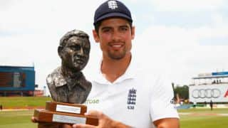 Alastair Cook: 8 memorable highlights from his eventful captaincy career