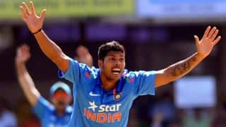 Umesh Yadav: It is difficult to say that I am a certainty for the ICC World Cup 2015