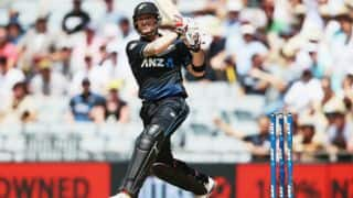 McCullum: T20 cricket should be played only on international level