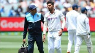 IND vs AUS 3rd Test: Umesh Yadav Ruled Out of Australia Test Series, Injured Pacer to Return India