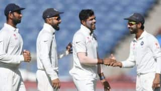 Refreshing to see Umesh put pressure on Australia, says Ganguly