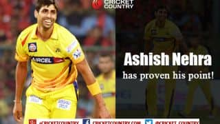 Why did Ashish Nehra not get his due in international cricket?