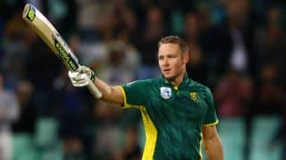 David Miller's 101* powers South Africa to 224-4 against Bangladesh in 2nd T20I