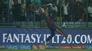 Watch Ben Stokes sensational catch during DD and RPS clash in IPL 2017
