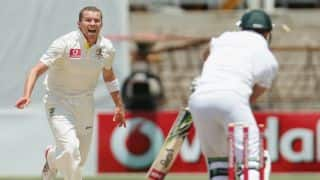 Peter Siddle hits back at AB de Villiers' claims of AUS being 'abusive' under Clarke