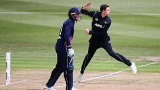 Mitchell Santner back for New Zealand, Tim Southee to lead in one-off T20I