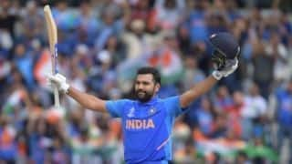 My goal is always to bat as deep as I can: Rohit Sharma