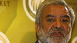 Ehsan Mani elected unopposed chairman of Pakistan Cricket Board