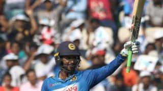 Upul Tharanga completes 1,000 ODI runs in 2017
