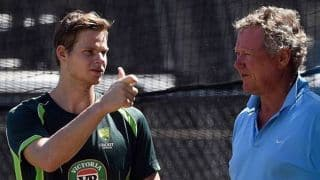 I would coach youngsters without helmets: Kim Hughes