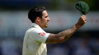 Mitchell Johnson: Watching cricket on TV a different feeling