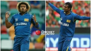 Sri Lanka likely to rest Lasith Malinga, Angelo Mathews among others for T20Is vs India