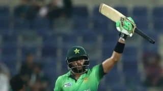 England vs Pakistan, 3rd ODI: Imam ul haq century powers Pakistan to 358-9 against England