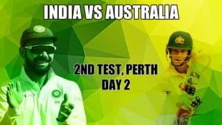 Highlights, India vs Australia 2018, 2nd Test, Day 2, Full Cricket Score and Result: Virat Kohli, Ajinkya Rahane lead India to 172/3