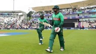 Liton, Tamim Score Hundred to Script Record Partnership For Bangladesh in ODIs