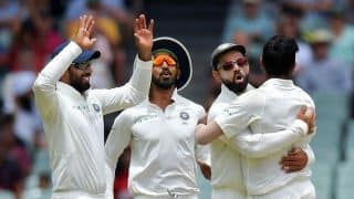 IN PICS: India vs Australia, 1st Test: Day 5