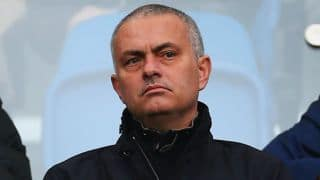 Jose Mourinho yet to be approached over Everton coaching role
