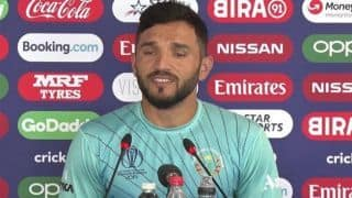 Afghanistan have been struggling in the fast bowling department: Gulbadin Naib