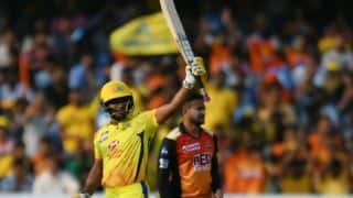 Ambati Rayudu: Definitely be playing IPL for Chennai Super Kings and make a comeback