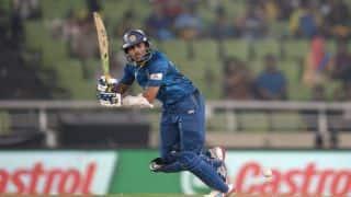 India vs Sri Lanka ICC World T20 2014 final: Tillakaratne Dilshan, Mahela Jayawardene steady Sri Lanka