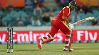 Zimbabwe spinners trap Ireland in their spin web, win by 107 runs