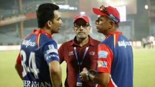 Zaheer a terrific captain; really impressed with him: Dravid