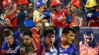 IPL 2015: Flop XI of the tournament
