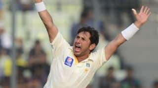 Sri Lanka steady after Pakistan struck with quick wickets at tea in 2nd Test, Day 2