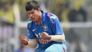 Karn Sharma takes three crucial wickets against Australia A in Chennai