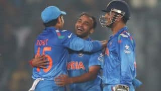 ICC World T20 2014: India in sight of victory against Australia