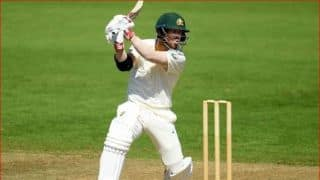 Alastair Cook: David Warner used strapping on hand to tamper the ball