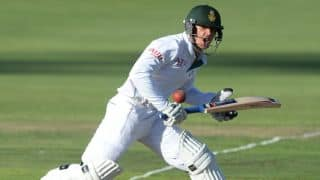 Quinton de Kock's maiden fifty gives South Africa the upper hand against Sri Lanka at Lunch on Day 2, 1nd Test