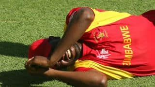ICC Cricket World Cup 2015: Elton Chigumbura ruled out of Ireland clash