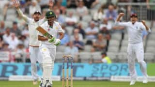 Pakistan top-order collapse was damaging vs England