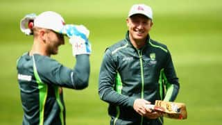 Brad Haddin, Peter Nevill great friends even after Haddin's snub during Ashes 2015
