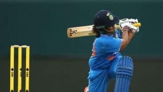 विश्व कप फाइनल से पहले वेदा कृष्णमूर्ति ने कहा- किस्मत भारत के साथ है