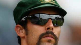 Musician writes song for Mitchell Johnson to grow back his moustache