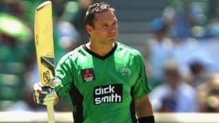 Brad Hodge hopes to feature in Australia's World T20 squad in Bangladesh