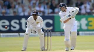 Joe Root's century takes England to 344/5 against Sri Lanka  at stumps on Day 1 of 1st Test at Lord's