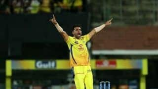 IPL 2019, CSK vs KKR: Deepak Chahar surpasses Rashid Khan, Ankit Rajpoot, creates record for most dot balls