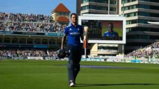 Alex Hales joins England camp on their West Indies tour