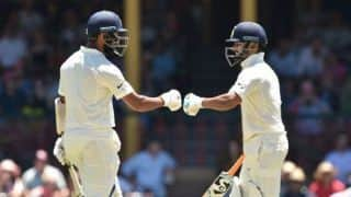 Australia flattened by Pujara, Pant tons in Sydney