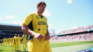 Shane Watson set to retire from international cricket at end of T20 World Cup 2016