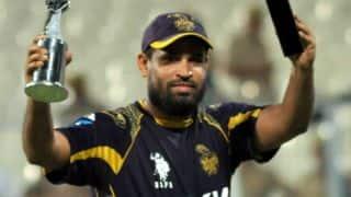 Yusuf Pathan has repaid Kolkata Knight Riders' faith after inconsistent performances in IPL 7