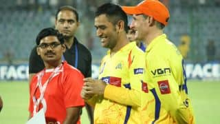 MS Dhoni best suited to lead India: Michael Hussey