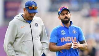 Team India New coach: Ravi Shastri reappointed for two years by three-member CAC