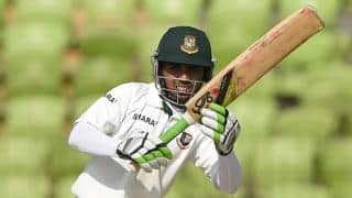 Imrul Kayes, Mominul Haque ensure Bangladesh's strong start to 1st Test against Pakistan